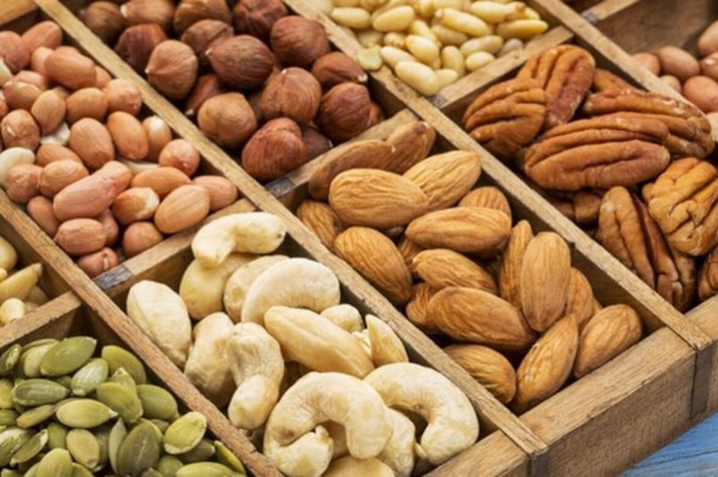nuts health benefits